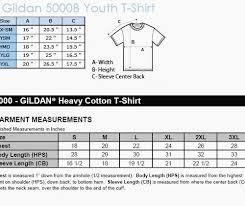 Gildan G200 Size Chart G200 Gildan Ultra Cotton T Shirt Size Chart Best Picture