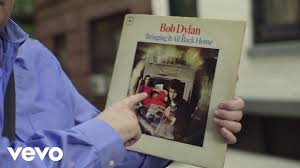 """<b>Bob Dylan</b> - The story of the """"<b>Bringing</b> It All Back Home"""" album cover ..."""