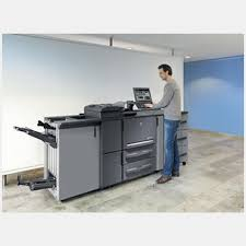 High tech office systems will show you how to download and install a konica minolta print driver for use with a konica minolta bizhub mfp or printer. Konica Minolta Bizhub Pro 95195 Ppm