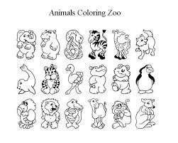 Small Picture Zoo Coloring Sheet 2017 16843 Cute Zoo Animal Coloring Pages Cute