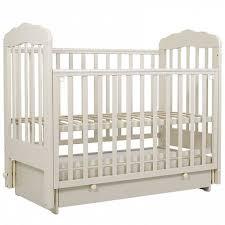"""Купить <b>Детская кроватка Топотушки 120*60</b> """"Мария""""-6 (арт.90 ..."""