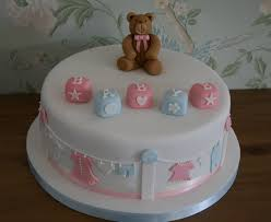 Baby Shower Cake Ideas For Boy And Girl Omega Centerorg Ideas