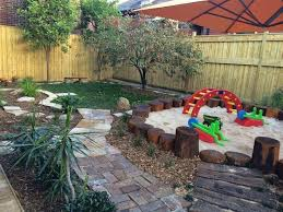 Backyard Playground Design Plans  Home Outdoor DecorationBackyard Designs For Kids