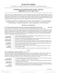Procurement Category Manager Resume Example Best Of Free Retail