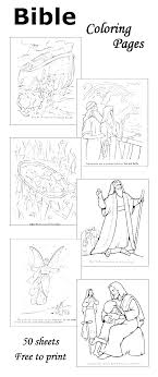 Creation Coloring Pages Free Days Of N Coloring Pages Free 7