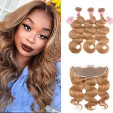 Weave Inches Chart Color 27 Honey Blonde Hair Weave West Kiss Hair