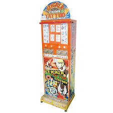 Tattoo Vending Machine Mesmerizing UsedTATTOO STICKER X48