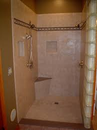 Bathroom: One Piece Shower Units | Lowes Stand Up Showers | Kohler ...