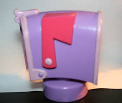 Mailbox blues clues Purple Mailbox Blues Clues Plush Slippery Next 1999 Blues Clues Tyco Talking Singing Mailtime Mailbox 423905518 Forooshinocom Is Great Content Mailbox Blues Clues Plush Slippery Next 1999 Blues Clues Tyco
