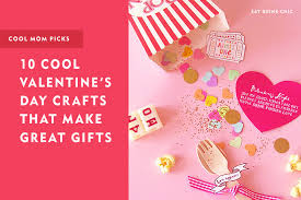 10 easy valentine s day crafts that make cool diy gifts valentines day gift guide