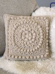 Free Crochet Pillow Patterns Delectable 48 Free Crochet Pillows Patterns Auction Ideas Pinterest