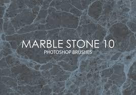 Free Marble Stone Photoshop Brushes 10 Nature Photoshop Brushes