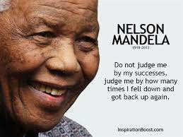 Famous Motivational Quotes Cool Nelson Mandela Famous Success Quotes Inspiration Boost