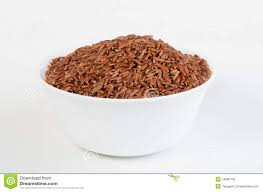 brown rice in a bowl. Contemporary Bowl White Bowl Of Brown Rice Against White Background With Brown Rice In A Bowl