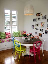 brilliant colorful dining chairs icifrost house colorful dining room chairs plan
