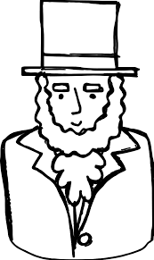 Small Picture Abraham Lincoln President Coloring Page Wecoloringpage