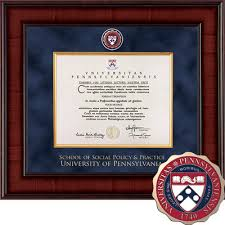 university of pennsylvania bookstore church hill classics  church hill classics presidential diploma frame social policy online only