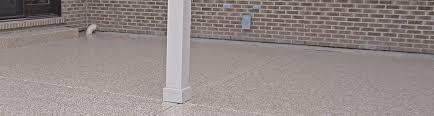outdoor floor coating