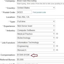 salary information candidates why you dont see the salary range on linkedin job posts
