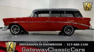 1956 Chevrolet 210 Handyman Wagon- Gateway Classic Cars ...