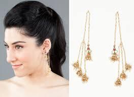 Ear Cuffs Indian Design Ear Cuff The Luxe Report