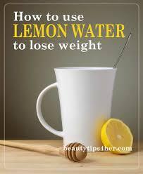 lemon water 1