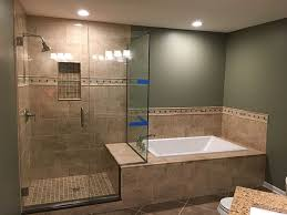 bathroom remodelers. Plain Remodelers Bathtub And Shower Remodel In Schaumburg IL And Bathroom Remodelers