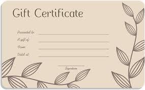 gift certificates format present voucher template 22 gift voucher templates free psd epd