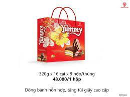 Cung cấp bánh kẹo Phạm Nguyên Giá sỉ