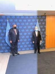 وزير الخارجية: إجراءات إثيوبيا الأحادية فى سد النهضة ستؤثر على أمن المنطقة  - اليوم السابع