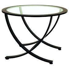 round glass side table glasetal end tables wellington metal end table oil rubbed bronze round glass side table camber round end