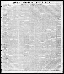 Daily Missouri Republican Saint Louis Mo 1858 09 06