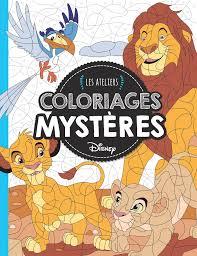 Coloriage Mystere Disney Tome 3 Printable Coloriage En Ligne Gratuit
