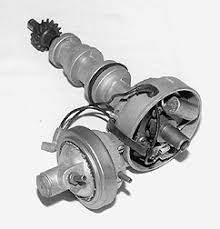ford ignition systems single point autolite distributor dual advance