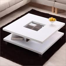 pretty modern white coffee table lacquer storage dinning