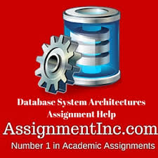 database system architectures assignment help and homework help database system architectures assignment homework help
