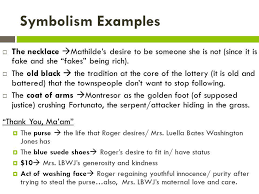 personification symbolism allusion ppt video online  6 symbolism examples