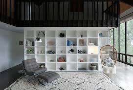 Living Room Shelf 28 Creative Open Shelving Ideas Freshomecom