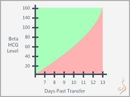 Beta Results Ivf Chart Pin On Infertility Sucks