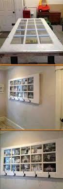 Door Picture Frame Coat Rack Old French Door Repurposed as DIY Coat Rack Coat racks Repurposed 43