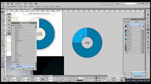How To Add A Pie Chart From Illustrator To Indesign