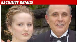 Donald trump's lawyer rudy guiliani's daughter wrote a new article for vanity fair magazine, and it's explosive. Rudy Giuliani S Daughter Ticketed For Shoplifting