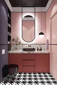 cute pink bathroom décor ideas