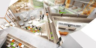 Smart City Design Competition Gallery Of Cebra Wins Competition To Design Smart School In