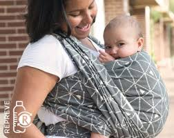Pragma Steel Baby Carrier Woven Wrap size XS 3.7m | Etsy