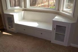 Building A Window Seat With Storage In A Bay Window Pretty Handy Under  Window Storage Bench