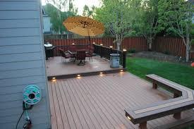 backyard ideas deck. deck small backyard ideas