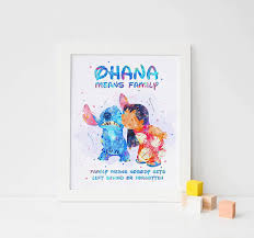 Ohana Means Family Quote New Ohana Means Family Means Nobody Gets Left Family Gift Ohana Quote