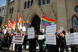Catholic teachings on gays