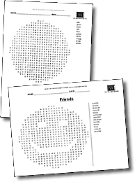 Word Photo Maker Word Search Generator Create Your Own Printable Word Find